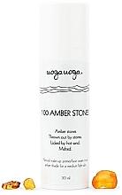 Düfte, Parfümerie und Kosmetik Feuchtigkeitsspendende BB Gesichtscreme - Uoga Uoga 100 Amber Stones Medium Light Skin BB Cream