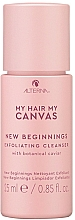 Düfte, Parfümerie und Kosmetik Haarpeeling mit botanischem Kaviar - Alterna My Hair My Canvas New Beginnings Exfoliating Cleanser (Mini)