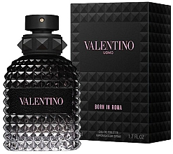 Düfte, Parfümerie und Kosmetik Valentino Uomo Born In Roma - Eau de Toilette