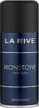 Düfte, Parfümerie und Kosmetik La Rive Ironstone - Deodorant