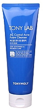 Düfte, Parfümerie und Kosmetik Gesichtswaschschaum für fettige, empfindliche und zu Akne neigende Haut - Tony Moly Tony LAB AC Control Acne Cleansing Foam