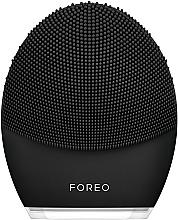 Düfte, Parfümerie und Kosmetik Gesichts- und Bartreinigungsgerät für Männer schwarz - Foreo Luna 3 Men