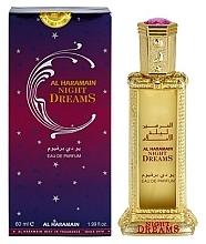Düfte, Parfümerie und Kosmetik Al Haramain Night Dreams - Eau de Parfum