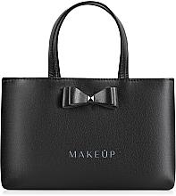 Düfte, Parfümerie und Kosmetik Geschenktasche Black elegance - MakeUp (24 x 15,5 cm)