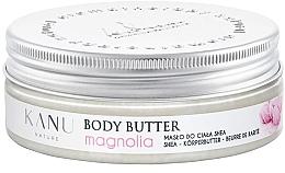 Düfte, Parfümerie und Kosmetik Masło do ciała Magnolia - Kanu Nature Magnolia Body Butter
