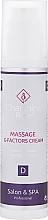Düfte, Parfümerie und Kosmetik Massagecreme für das Gesicht mit Wachstumsfaktoren - Charmine Rose Massage G-Factors Cream