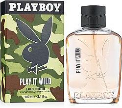 Düfte, Parfümerie und Kosmetik Playboy Play It Wild For Him - Eau de Toilette