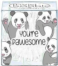"Düfte, Parfümerie und Kosmetik Haargummis ""Original You're Pawesome"" 3 St. - Invisibobble You're Pawesome"