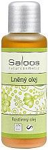 Düfte, Parfümerie und Kosmetik Leinsamenöl - Saloos Faxseed Oil