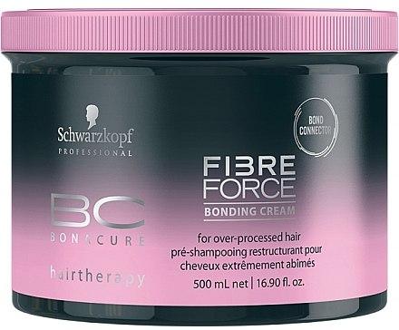 Gesichtscreme - Schwarzkopf Professional BC Fibre Force Bonding Cream