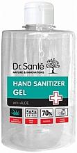 Düfte, Parfümerie und Kosmetik Antibakterielles Handgel mit Aloe Vera - Dr. Sante Antibacterial Hand Sanitizer Gel With Aloe