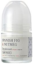 Düfte, Parfümerie und Kosmetik Bath House Spanish Fig and Nutmeg - Deo Roll-on für Männer