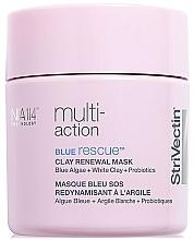 Düfte, Parfümerie und Kosmetik Gesichtsmaske mit Ton - StriVectin Multi-Action Blue Rescue Clay Renewal Mask