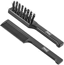Düfte, Parfümerie und Kosmetik Schnurrbartkamm und Bartbürste 2 St. - Proraso Moustache Comb and Beard Brush Set