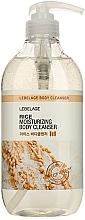 Düfte, Parfümerie und Kosmetik Feuchtigkeitsspendendes Duschgel mit Reis - Lebelage Rice Moisturizing Body Cleanser