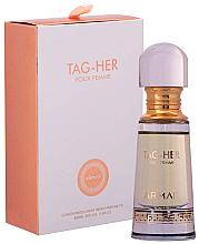 Düfte, Parfümerie und Kosmetik Armaf Tag Her Non Alcoholic Perfume Oil - Luxuriöses parfümiertes Öl