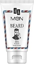 Düfte, Parfümerie und Kosmetik Waschgel für Bart und Gesicht - AA Men Beard Face Gel
