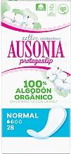 Düfte, Parfümerie und Kosmetik Slipeinlagen Normal 28 St. - Ausonia Cotton Protection Normal