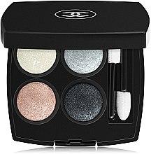 Düfte, Parfümerie und Kosmetik Lidschatten - Chanel Les 4 Ombres