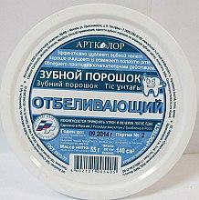 """Düfte, Parfümerie und Kosmetik Zahnpulver """"Aufhellend"""" - Artcolor"""