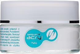 Düfte, Parfümerie und Kosmetik Acryl Nagelpuder 72 g - Silcare Sequent Acryl Pro