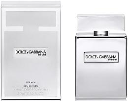 Düfte, Parfümerie und Kosmetik Dolce & Gabbana The One Platinum Limited Edition - Eau de Toilette