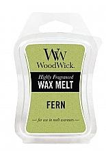 Düfte, Parfümerie und Kosmetik Tart-Duftwachs Fern - WoodWick Mini Wax Melt Fern Smart Wax System