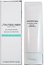 Düfte, Parfümerie und Kosmetik Gesichtsreinigungsschaum - Shiseido Men Cleansing Foam