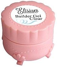 Düfte, Parfümerie und Kosmetik Aufbaugel Clear - Elisium Builder Gel Clear