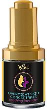 Düfte, Parfümerie und Kosmetik Nachtserum für das Gesicht Beruhigender Lavendel - VCee Overnight Skin Concentrate Soothing Lavender