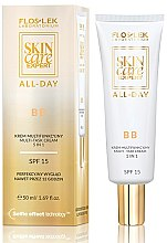 Düfte, Parfümerie und Kosmetik BB Creme 5 in 1 LSF 15 - Floslek Skin Care Expert All-Day BB Cream