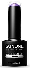 Düfte, Parfümerie und Kosmetik UV/LED Gel-Nagellack - Sunone UV/LED Gel Polish Color