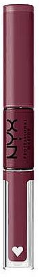 2in1 Lippenstift und Lipgloss - NYX Professional Makeup Shine Loud Lip Color