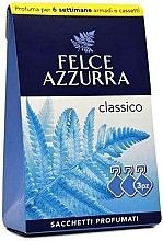 Düfte, Parfümerie und Kosmetik Duftbeutel Classic - Felce Azzurra Sachets Classic