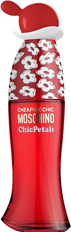 Moschino Cheap And Chic Chic Petals - Eau de Toilette
