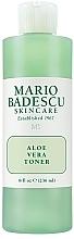 Düfte, Parfümerie und Kosmetik Feuchtigkeitsspendendes und erfrischendes Gesichtstonikum mit Aloe Vera - Mario Badescu Aloe Vera Toner