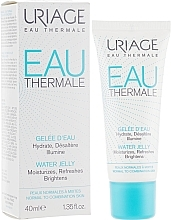 Düfte, Parfümerie und Kosmetik Feuchtigkeitsspendende Wasser-Gelee-Creme für das Gesicht und Dekolleté - Uriage Eau Thermale Water Jelly Cream