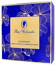 Düfte, Parfümerie und Kosmetik Gesichtspflegeset - Pani Walewska Classic (Gesichtscreme 50ml + Körperspray 75ml)