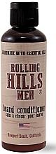 Düfte, Parfümerie und Kosmetik Bart-Conditioner - Rolling Hills Men Beard Conditioner