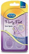 Düfte, Parfümerie und Kosmetik Gelpolster für empfindliche Füße - Scholl Gel Activ Party Feet Sore Spots