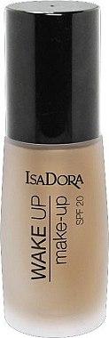 Foundation mit Anti-Müdigkeits-Effekt - IsaDora Wake Up Make-Up Foundation SPF 20