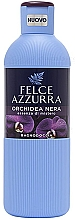 Düfte, Parfümerie und Kosmetik Duschgel Schwarze Orchidee - Felce Azzurra Black Orchid Body Wash