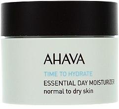 Düfte, Parfümerie und Kosmetik Feuchtigkeitscreme für normale und Mischhaut - Ahava Time To Hydrate Essential Day Moisturizer Normal to Dry Skin