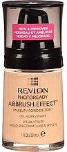 Düfte, Parfümerie und Kosmetik Foundation - Revlon Photoready Airbrush Effect Foundation