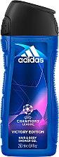 Düfte, Parfümerie und Kosmetik Adidas UEFA Champions League Victory Edition - Shampoo & Duschgel