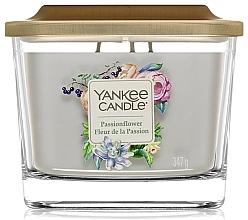 Düfte, Parfümerie und Kosmetik Duftkerze im Glas Passionflower - Yankee Candle Passionflower Elevation Square Candles