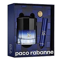 Düfte, Parfümerie und Kosmetik Paco Rabanne Pure XS - Duftset (Eau de Toilette 50ml + Eau de Toilette Mini 10ml)