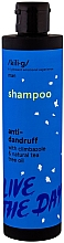 Düfte, Parfümerie und Kosmetik Anti-Schuppen Shampoo für Männer - Kili·g Man Anti-Dandruff Shampoo