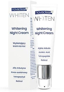 Nachtcreme - Novaclear Whiten Whitening Night Cream