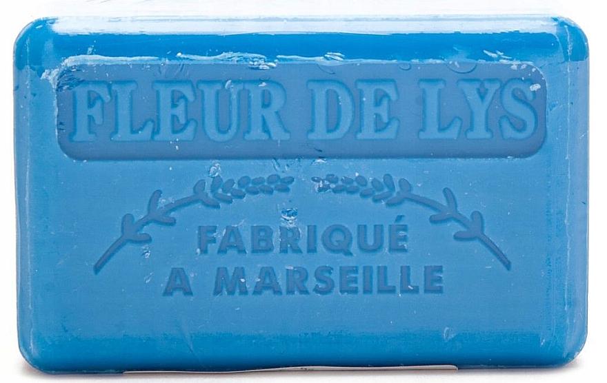 Marseiller Seife Lilie - Foufour Savonnette Marseillaise Fleur de Lys
